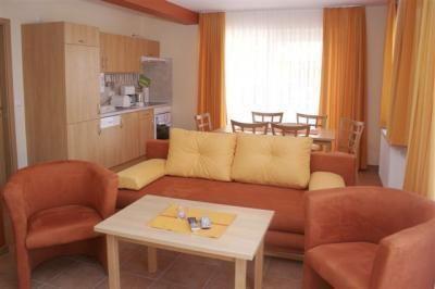 Für 6 Personen: Hübsches Apartment / Ferienwohnung in der Region Brandenburg