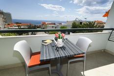 Appartement 772959 voor 4 personen in Makarska