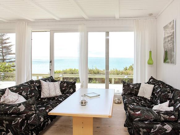 Ferienhaus am Strand in Hostrup