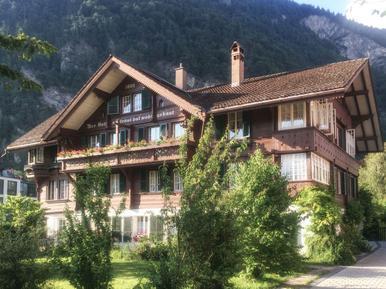 Für 10 Personen: Hübsches Apartment / Ferienwohnung in der Region Interlaken