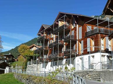 Für 2 Personen: Hübsches Apartment / Ferienwohnung in der Region Wengen