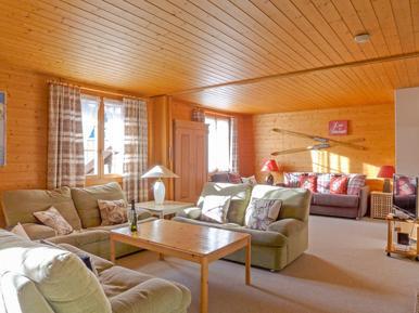 Für 10 Personen: Hübsches Apartment / Ferienwohnung in der Region Wengen