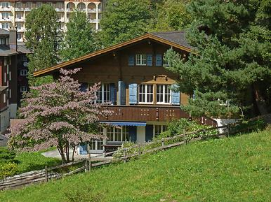 Gemütliches Ferienhaus : Region Berner Oberland für 10 Personen