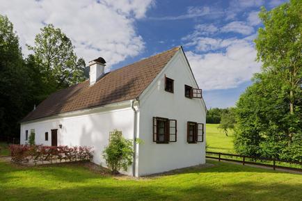 Gemütliches Ferienhaus : Region Niederösterreich für 8 Personen