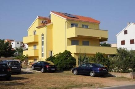 Für 9 Personen: Hübsches Apartment / Ferienwohnung in der Region Vodice