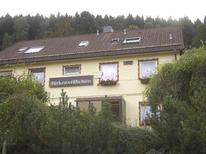 Holiday apartment 784300 for 2 adults + 1 child in Lautenthal