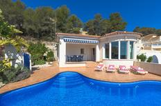 Holiday home 784896 for 6 persons in Calpe
