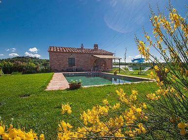 Gemütliches Ferienhaus : Region Foiano della Chiana für 4 Personen