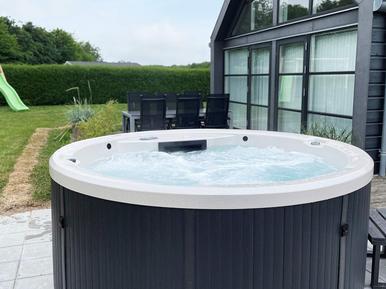 Gemütliches Ferienhaus : Region Ostjütland für 12 Personen