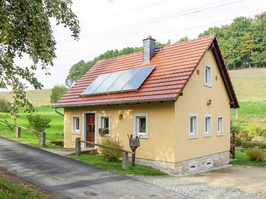 Gemütliches Ferienhaus : Region Sachsen für 4 Personen