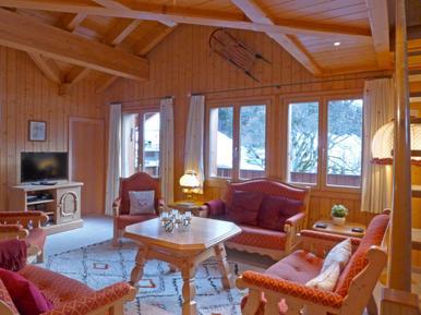 Für 6 Personen: Hübsches Apartment / Ferienwohnung in der Region Wengen