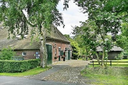 Gemütliches Ferienhaus : Region Drenthe für 32 Personen