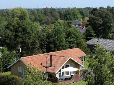 Gemütliches Ferienhaus : Region Alsen für 8 Personen