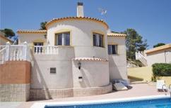 Villa 795709 per 6 persone in Castalla
