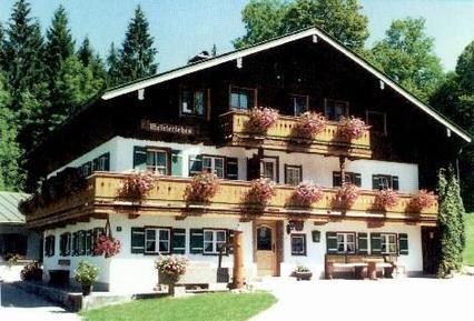 Für 4 Personen: Hübsches Apartment / Ferienwohnung in der Region Berchtesgadener Land