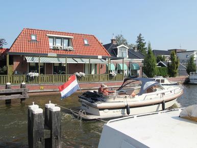 Gemütliches Ferienhaus : Region Friesland für 10 Personen