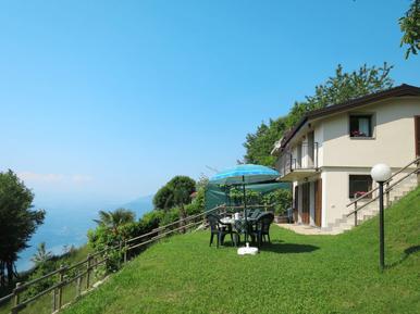 Gemütliches Ferienhaus : Region Luganer See für 4 Personen