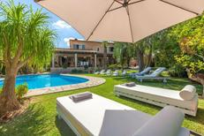 Holiday home 797817 for 9 persons in Mancor de la Vall