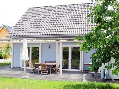 Mecklenburg-Vorpommern Ferienhaus mit Hund