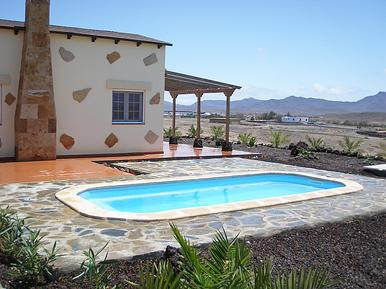 Gemütliches Ferienhaus : Region Gran Tarajal für 2 Personen