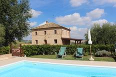 Holiday home 799480 for 8 adults + 2 children in Corridonia