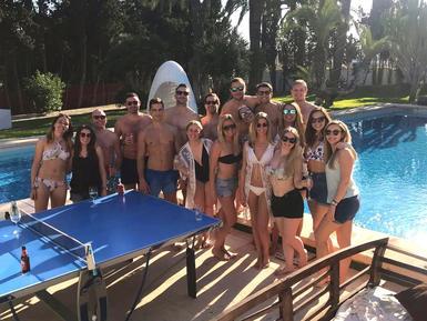 Gemütliches Ferienhaus : Region Costa-Blanca für 30 Personen