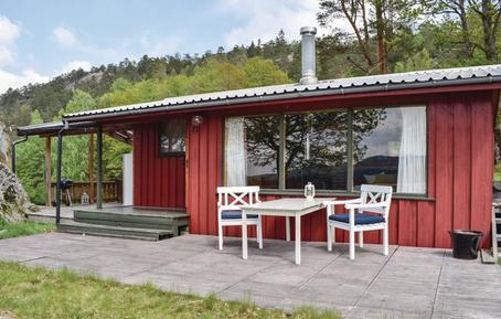 Gemütliches Ferienhaus : Region Aust-Agder für 5 Personen