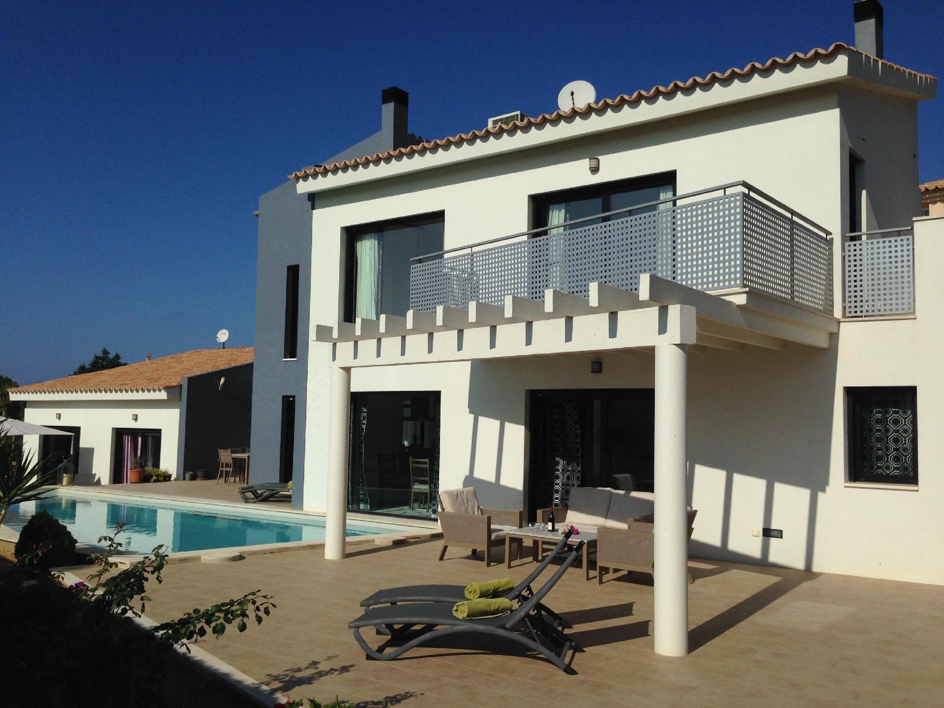 Ferienhaus mit Privatpool für 6 Personen ca 240 m² in Sa Torre Mallorca Südküste von Mallorca