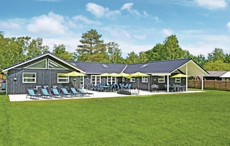 Gemütliches Ferienhaus : Region Seeland für 30 Personen