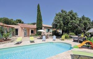 Gemütliches Ferienhaus : Region Provence für 6 Personen