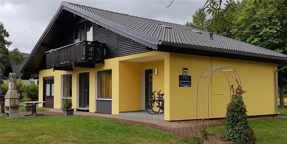 Gemütliches Ferienhaus : Region Hessen für 7 Personen