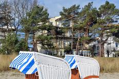 Holiday apartment 802771 for 3 adults + 1 child in Ostseebad Binz