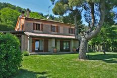 Ferienhaus 803550 für 8 Personen in Montefelcino