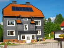 Holiday apartment 805300 for 2 adults + 1 child in Clausthal-Zellerfeld