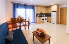 Appartement 805413 voor 6 personen in Roses
