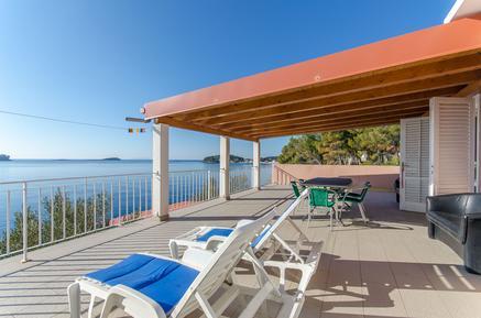 Für 7 Personen: Hübsches Apartment / Ferienwohnung in der Region Dubrovnik-Neretva