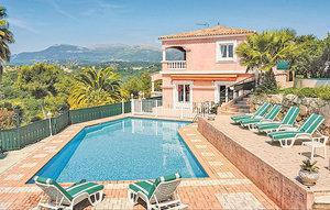 Gemütliches Ferienhaus : Region Cagnes-sur-Mer für 6 Personen