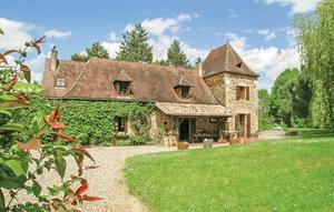Gemütliches Ferienhaus : Region Aquitanien für 8 Personen
