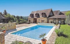 Dom wakacyjny 807508 dla 9 dorosłych + 2 dzieci w Le Chalard