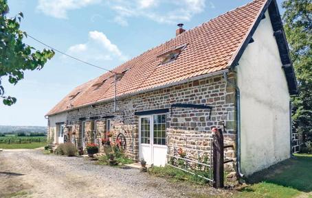 Gemütliches Ferienhaus : Region Normandie für 12 Personen