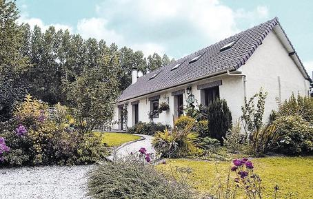 Gemütliches Ferienhaus : Region Nord-Pas-de-Calais für 8 Personen