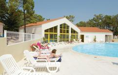Maison de vacances 808504 pour 4 personnes , Saint-Hilaire-de-Riez