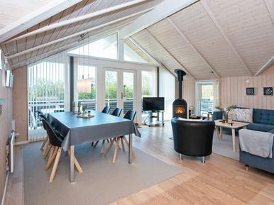 Gemütliches Ferienhaus : Region Dänische Westküste für 6 Personen