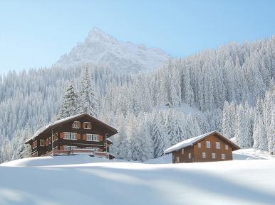 Gemütliches Ferienhaus : Region Vorarlberg für 25 Personen