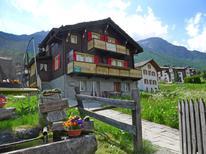 Mieszkanie wakacyjne 812974 dla 3 osoby w Grächen
