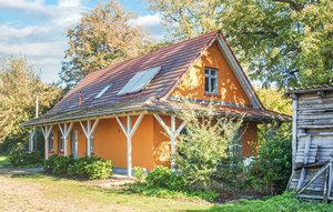 Gemütliches Ferienhaus : Region Brandenburg für 10 Personen