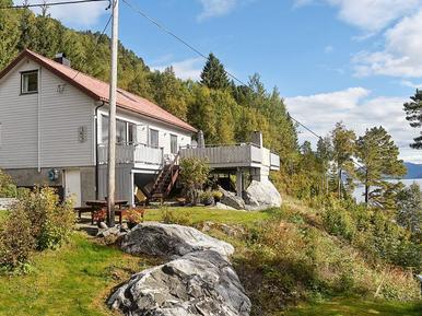 Gemütliches Ferienhaus : Region More und Romsdal für 10 Personen