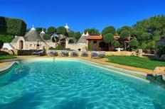 Maison de vacances 832162 pour 7 personnes , San Michele Salentino