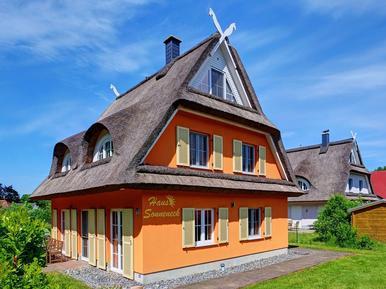 Gemütliches Ferienhaus : Region Rügen für 8 Personen