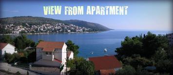 Appartement 833475 voor 4 personen in Okrug Donji